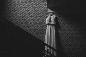 vestito di atelier Donizetti in preparazione della sposa